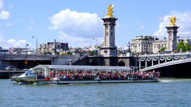 Escapade au fil de l'eau à Paris