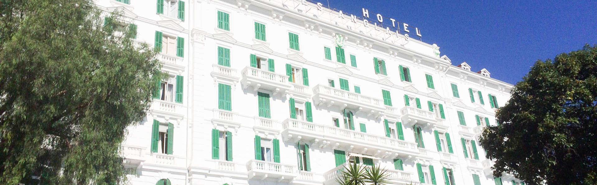 Week-end à Sanremo, en chambre supérieure dans un splendide hôtel historique
