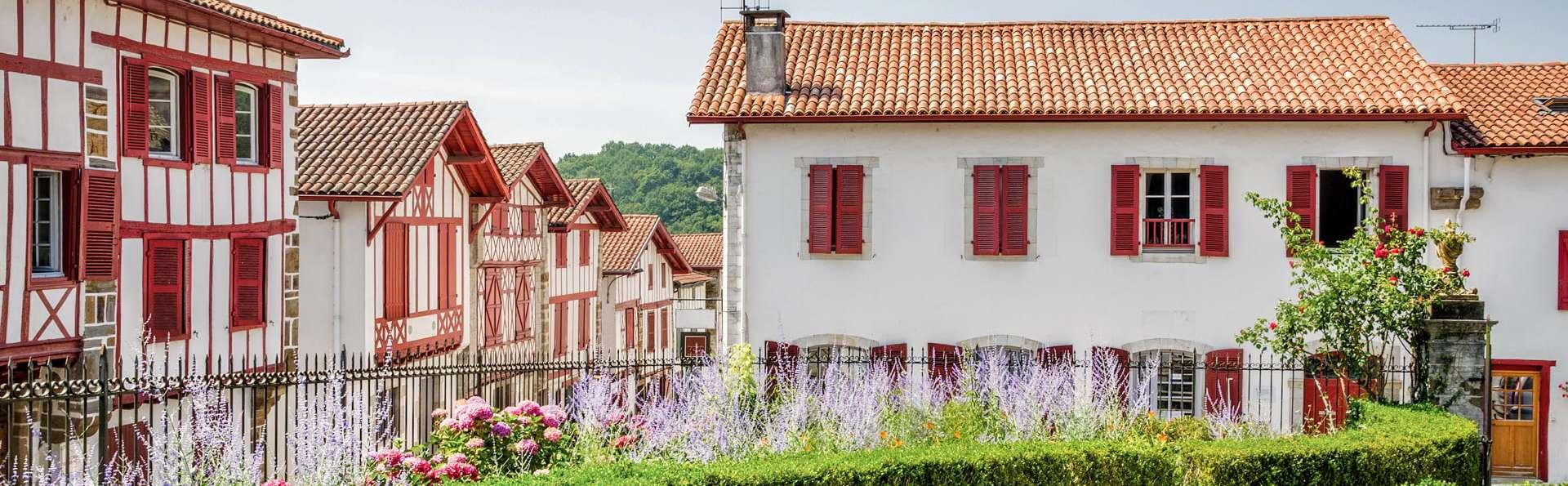 Mise au vert au coeur du Pays Basque
