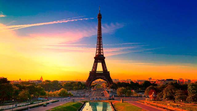 Verano de 4* a dos pasos de la Torre Eiffel