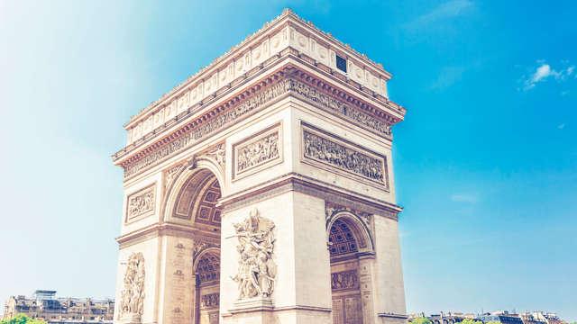 Séjour deluxe au cœur du 16e arrondissement
