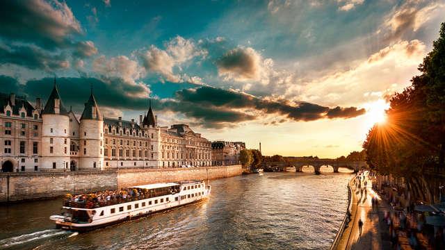 Découverte de Paris et séance de Yoga