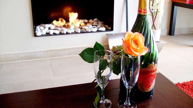 Croisière, champagne et ambiance romantique dans la ville Lumière pour la Saint Valentin