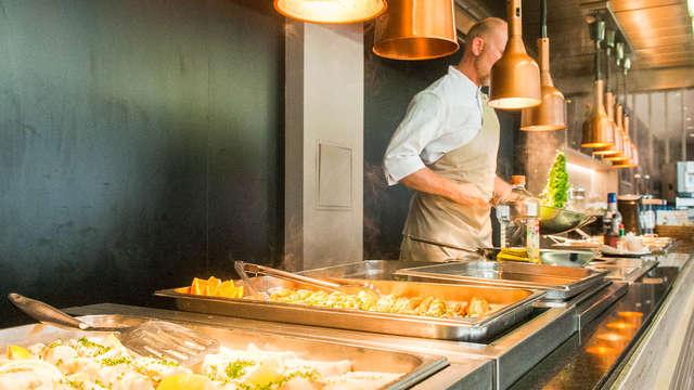 Profitez d'un dîner et d'un sauna privé à Ostende (2 nuits)