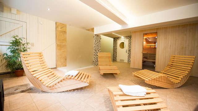Dîner et sauna privé au bord de la mer