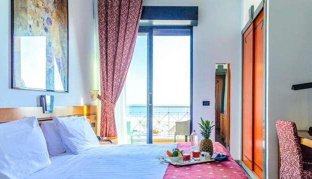 Relax e benessere sul lungomare di Rimini