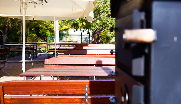 Best Western Hotel Au Cheval Blanc Mulhouse Nord - N EXTERIOR-