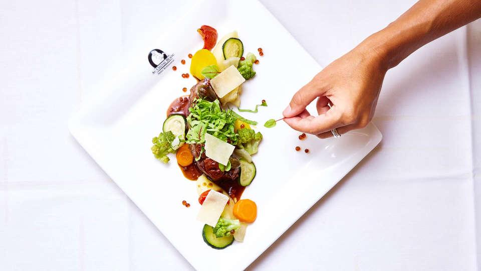 Best Western Hôtel Au Cheval Blanc Mulhouse Nord - EDIT_N2_RESTAURANT-4.jpg