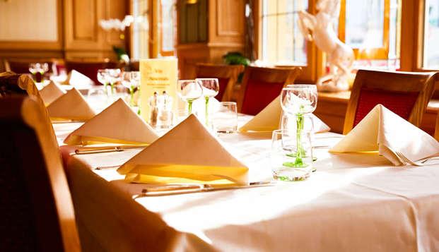 Best Western Hotel Au Cheval Blanc Mulhouse Nord - N RESTAURANT-