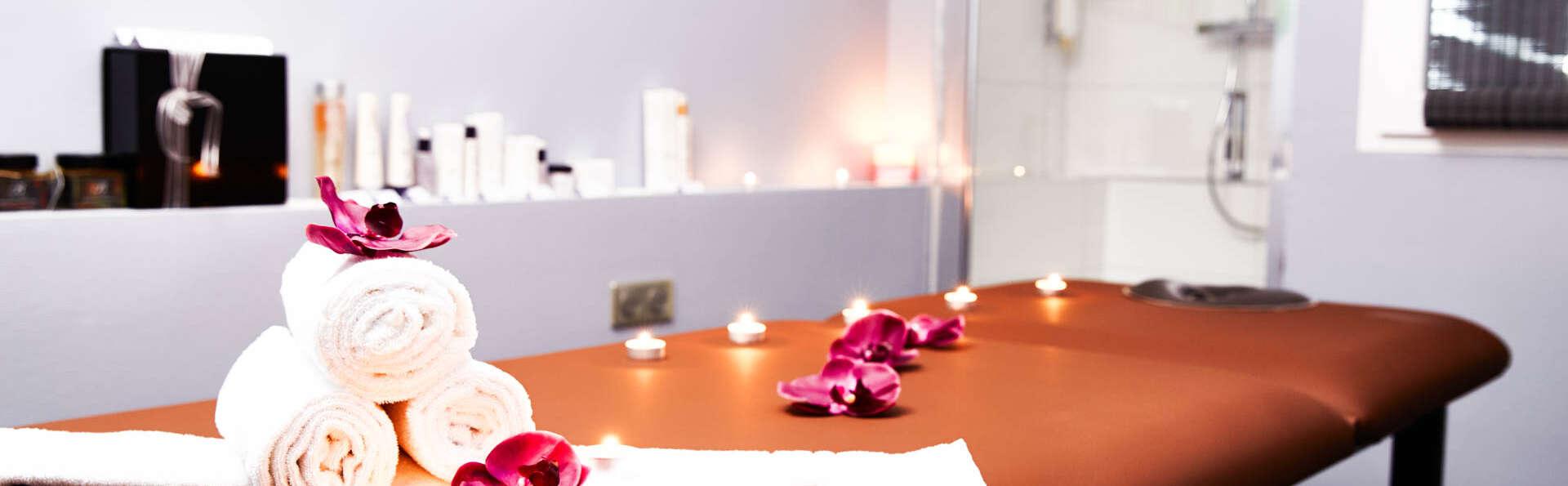 Séjour romantique avec dîner et massage dans un hôtel de charme