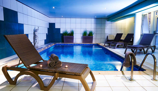 Best Western Hotel Au Cheval Blanc Mulhouse Nord - N WELLNESS