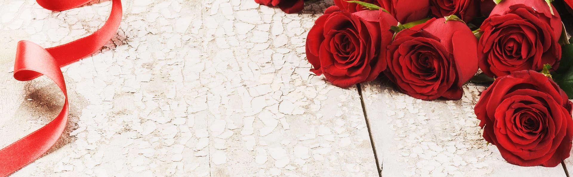 Fêtez la Saint-Valentin avec entrée à l'abbaye du Mont Saint-Michel