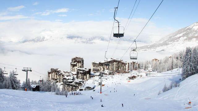 Détente et session ski dans les Alpes du Sud avec forfait de remontée mécanique inclus !