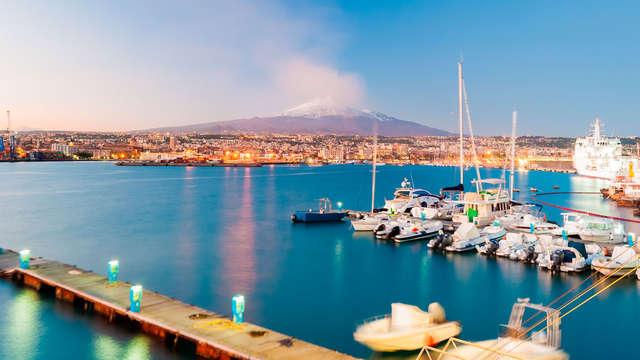 Fuga ad un passo dal mare a Furci Siculo, in Sicilia