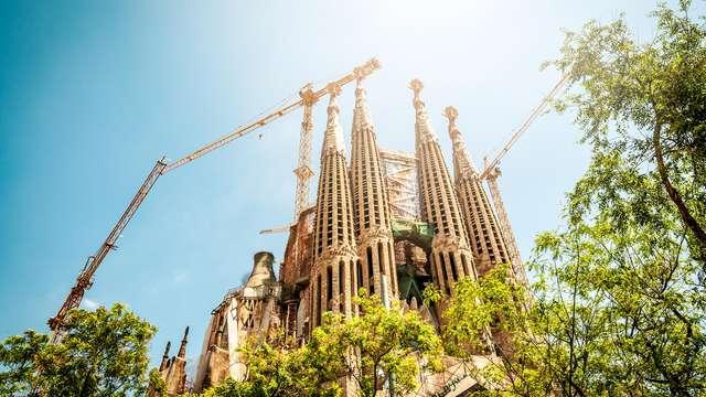 Sensation Sagrada Familia