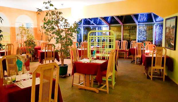 Table traditionnelle à Carentan