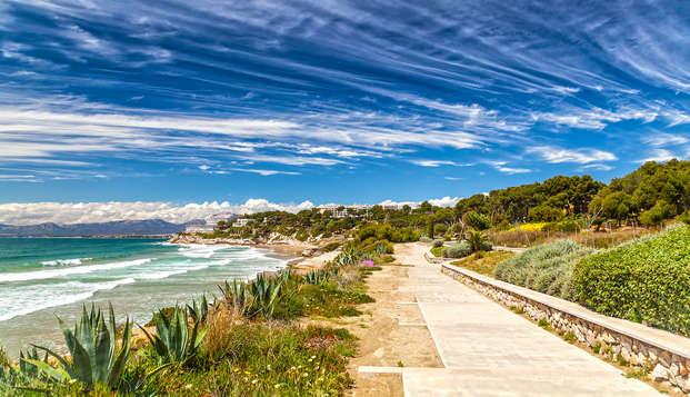 Brisa marina en plena Costa Daurada
