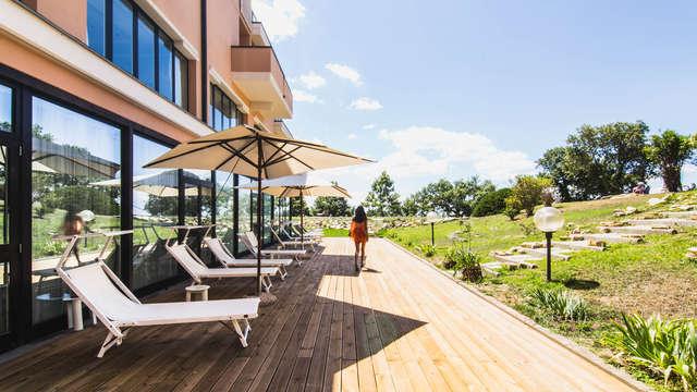 Séjour relaxant en Toscane en demi-pension avec accès au spa inclus