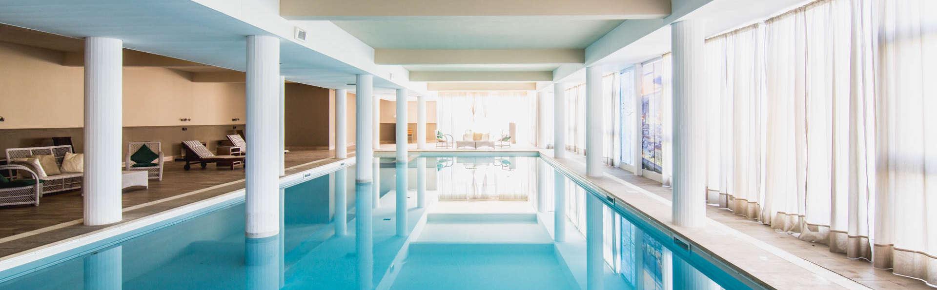 Week-end romantique en Toscane, une suite avec sauna, accès au spa et dîner inclus