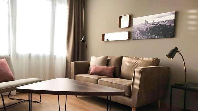 Pierre Vacances Madrid Apartamentos Eurobuilding