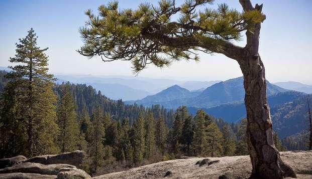 Escapada en plena naturaleza en el sur del Parque Natural de Sierra Nevada