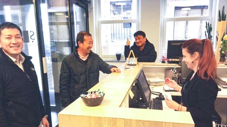 Amosa Liège City Center Hotel - EDIT_LOBBY_01.jpg