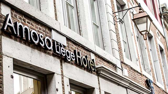Amosa Liege City Center Hotel