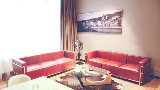 Amosa Liege City Center Hotel