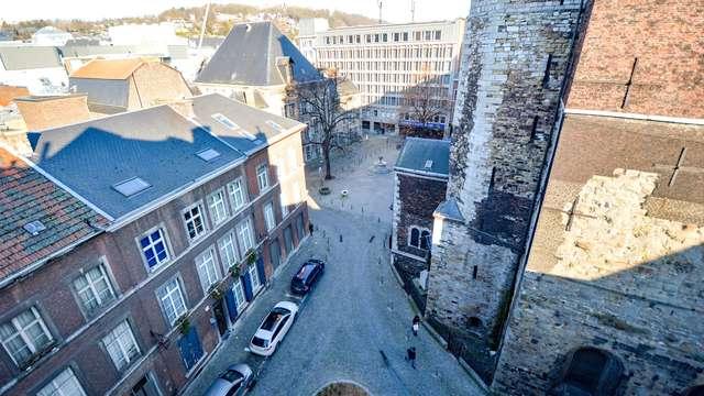 Uitje in het hart van Luik