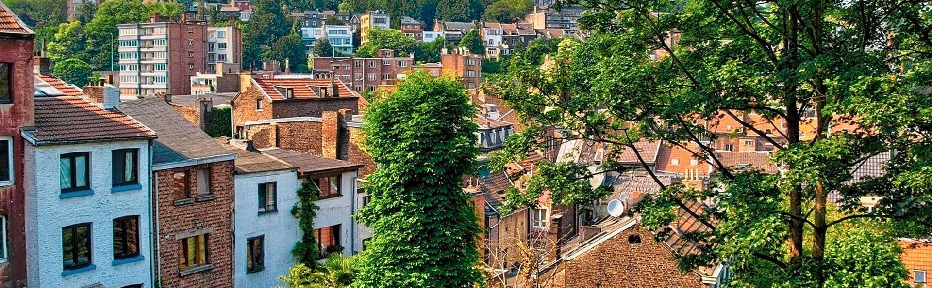 Parfait city-break au coeur de Liège