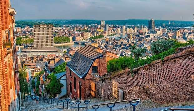 City-break au coeur de Liège