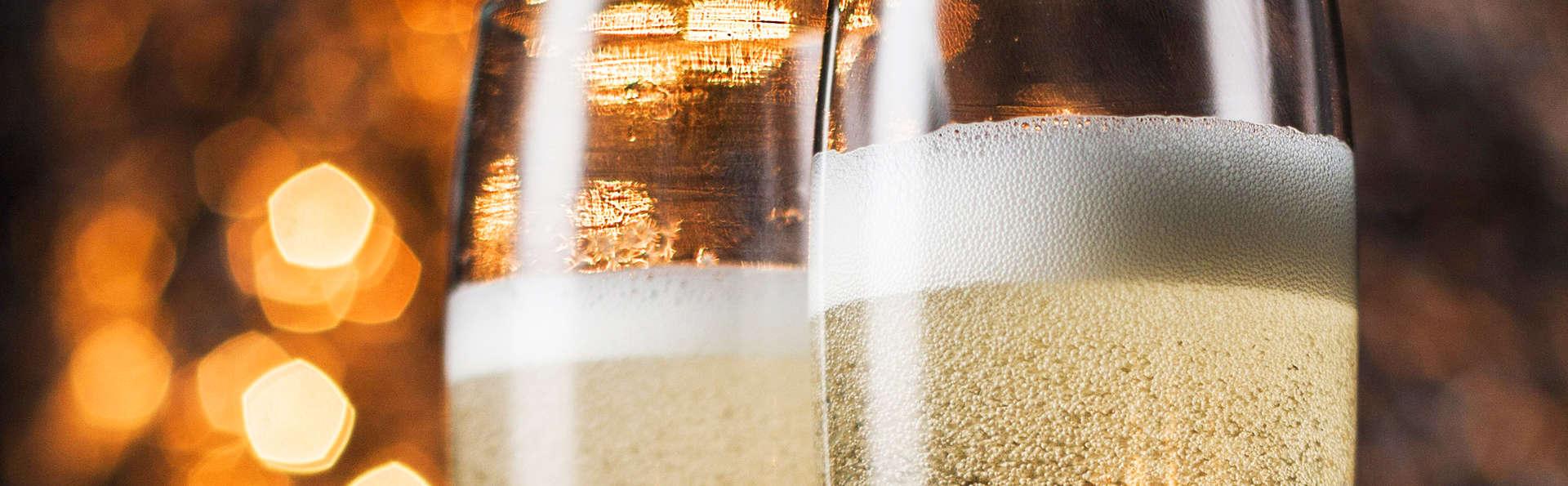 Week-end romantique avec champagne à Gap
