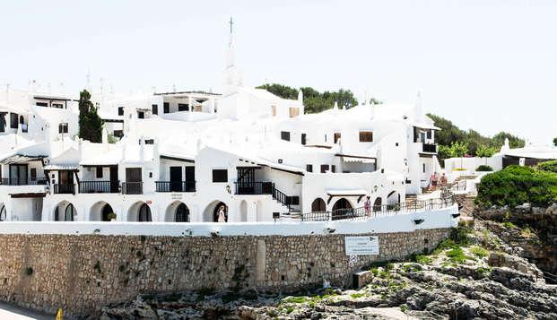 Brisa mediterránea en Menorca (desde 2 noches)