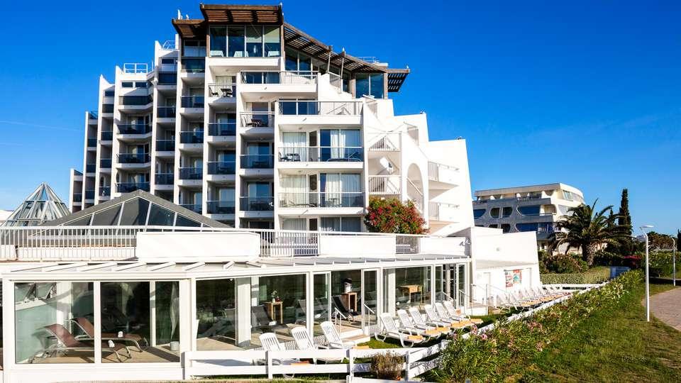 Hôtel les bains de Camargue & Spa by Thalazur - EDIT_N2_FRONT_01.jpg