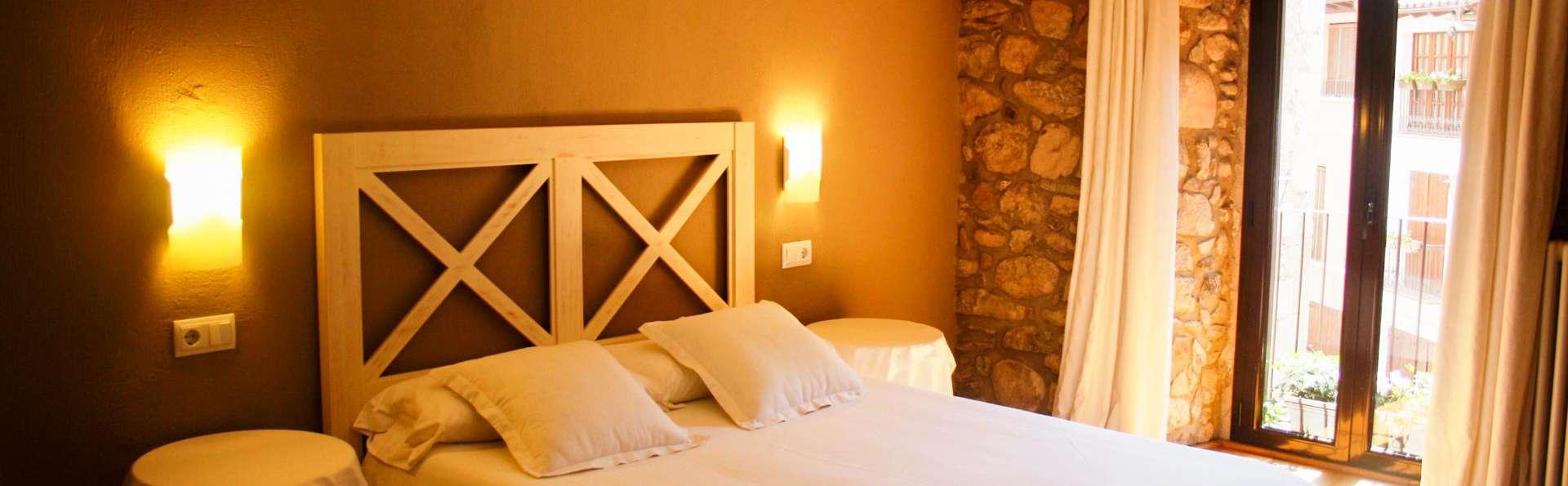 Séjour avec spa privé à Berguedà