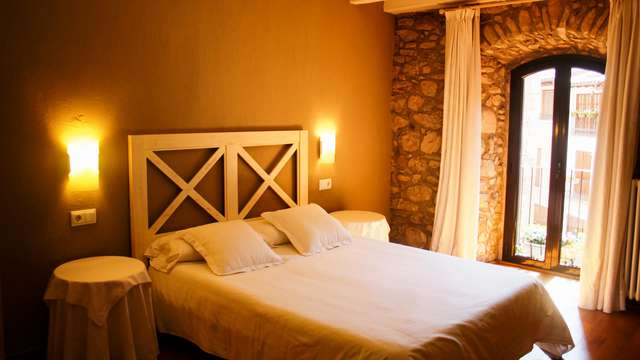 Escapada con acceso privado al spa en el Berguedà