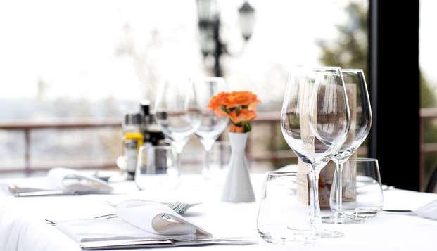 Offre détente et gastronomie : évasion avec dîner et entrée au spa à Antequera