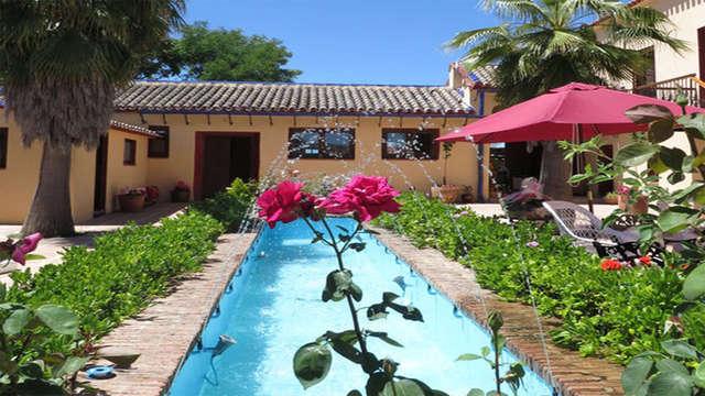 Demi-pension dans une hacienda en Andalousie (à partir de 3 nuits)