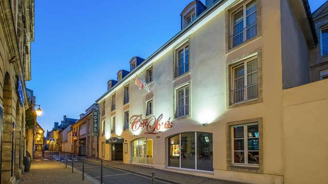 Week-end détente au coeur de Bayeux