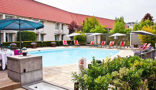 Parker Hotel Brussels Airport - NEW POOL-