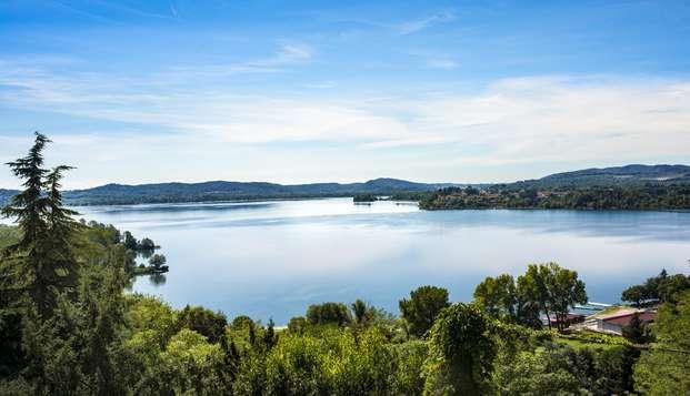 Rifugio immerso nel verde ad un passo dal Lago Maggiore!