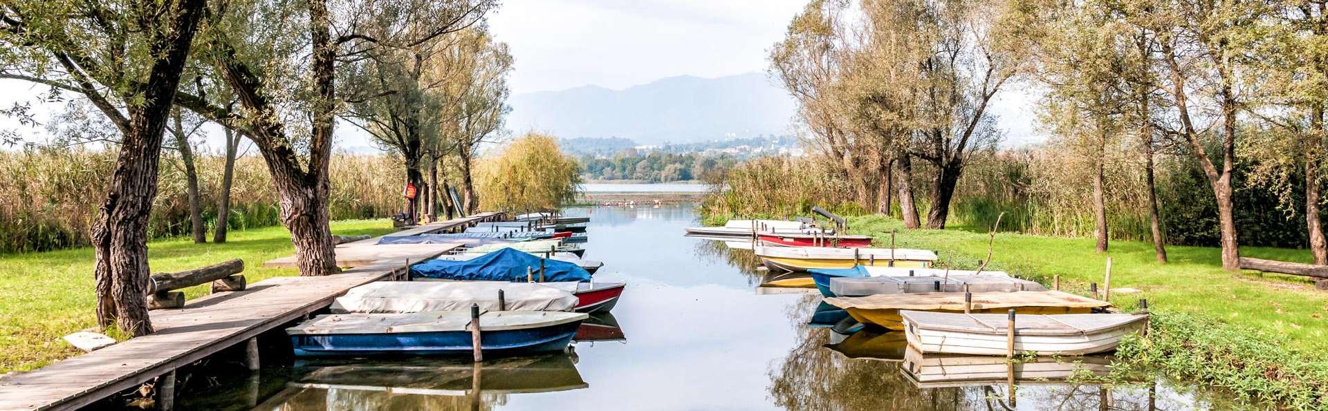 Oasis de paix et de tranquillité dans la nature près du lac Majeur !