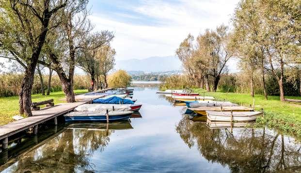 Oasi di pace e tranquillità nella natura nei pressi del Lago Maggiore!
