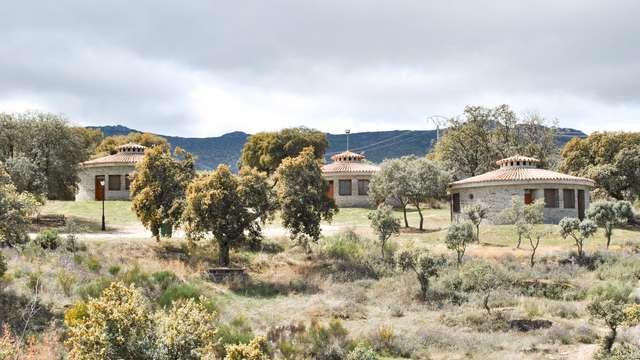 Chozos Rurales de Carrascalejo