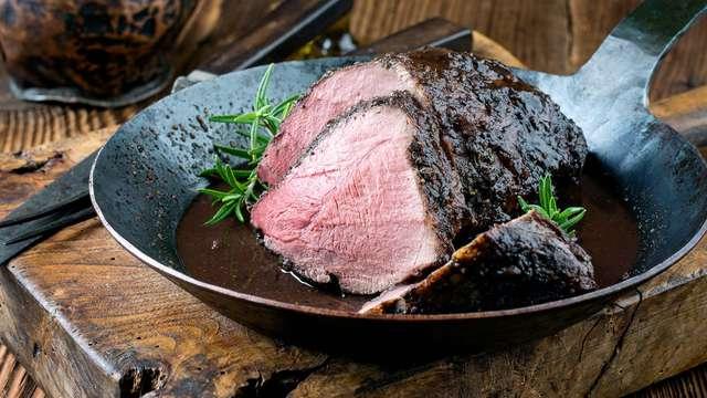 Gastronomía y romanticismo en un exclusivo palacio con cena incluida