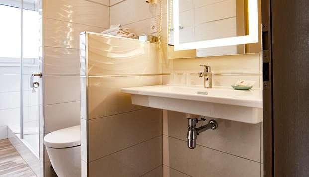 Best Western Hotel Au Cheval Blanc Mulhouse Nord - N BATHROOM