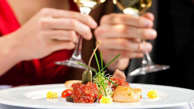 Soggiorno con cena in meravigliose oasi di pace ad un passo dal Lago Maggiore!