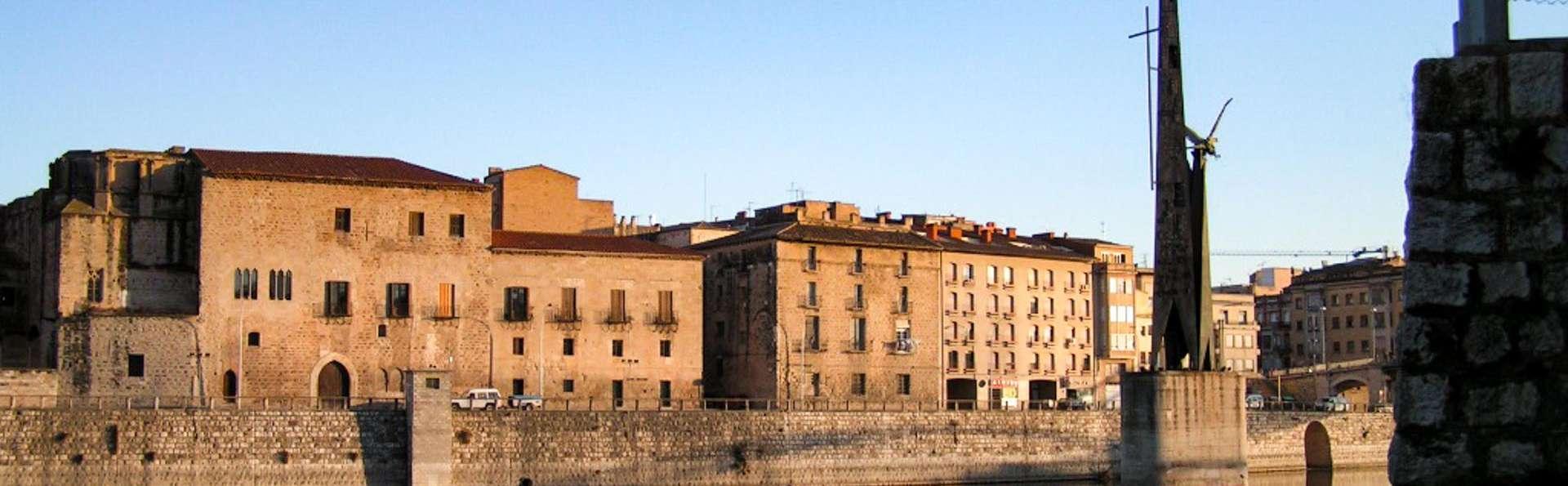 Séjour à Tortosa avec promenades para le Delta del Ebro