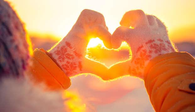 Evasion gourmande en amoureux pour la Saint-Valentin