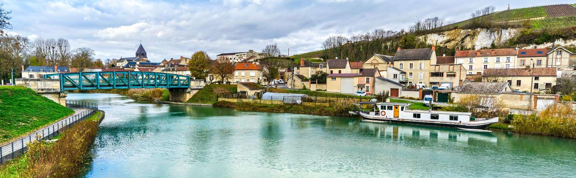 Escapade dans la nature à Essômes-sur-Marne